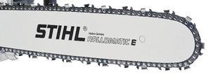 """Prowadnica 45cm STIHL podziałka 3/8"""" 1,6mm rodzaj Rollomatic E 30030086117"""