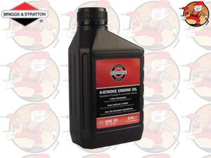 Olej Briggs&Stratton SAE30 0,6 litra oleju do silników 4-suwowych 100005E