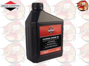 Olej Briggs&Stratton SAE30 1,4 litra oleju do silników 4-suwowych kat. 100006E