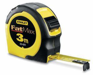 MIARA FatMax Długość 3m STANLEY - 33-681