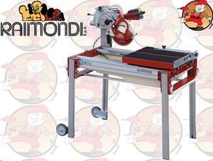 SA25 Przecinarka elektryczna do płytek z ruchomym stołem Raimondi nr. 203 SA 25