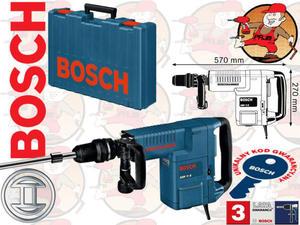 GSH11E Młot kujący SDS MAX BOSCH 1500W 16,8J GSH 11 E nr.kat.0611316708