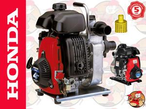 "WX15 Pompa spalinowa HONDA z GXH50 240 l/min 4,0 ATM 1,5"" + GRATIS* WX 15 5 lat gwarancji"