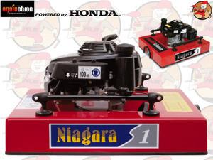 """NIAGARA1 Pompa spalinowa pływająca OGNIOCHRON z silnikiem HONDA 1200 l/min 3,0 ATM 3"""" +..."""