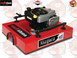 NIAGARA PLUS Pompa spalinowa pływająca OGNIOCHRON z silnikiem BRIGGS&STRATTON 1200 l/min 3,0 ATM...