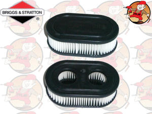 Oryginalny filtr powietrza do silników serii 550E,550EX, 575EX OHV Briggs&Stratton kat.798452