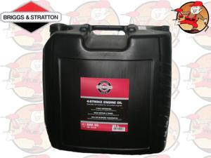 Olej Briggs&Stratton SAE30 25 litrów oleju do silników 4-suwowych kat. 100046E