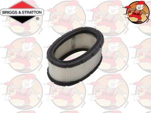 Oryginalny filtr powietrza papierowy do silników 7-8 HP Briggs&Stratton kat.393406