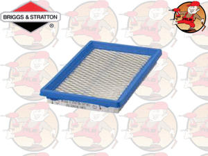 Oryginalny filtr powietrza papierowy do silników 3,5, 4,0, 5,0 HP Briggs&Stratton kat.397795S