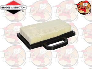 Oryginalny filtr powietrza papierowy do silników Intek 18-22 HP Briggs&Stratton kat.499486S