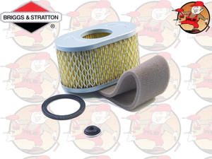 Oryginalny filtr powietrza papierowy do silników Vanguard 5,5-6,5 HP Briggs&Stratton...