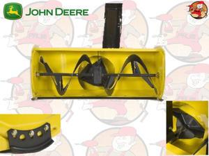 Pług wirnikowy - odśnieżarka 112cm John Deere do modeli z serii 100 oprócz X105, X115