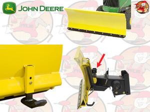 6006M Przedni lemiesz 122/43 cm John Deere do modeli z serii 500 - 2846827786