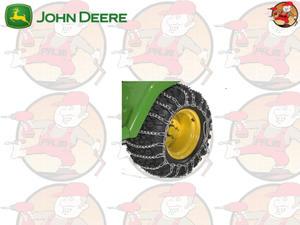 TY25229 Łańcuchy na koła 22x9,50 John Deere komplet 2szt