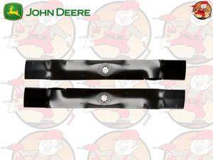 GX22151 Zestaw ostrzy (noży tnących) John Deere do X105, X125 (kpl.2szt)