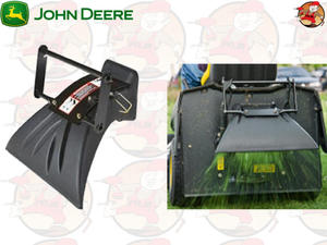BM22196 Tylny deflektor John Deere do serii 300 np. do X300R, X305R