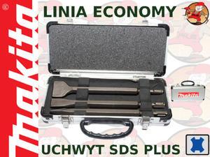 D-42357 zamiennik D-05181 MAKITA Komplet 3szt SDS PLUS 1 x szpic, 2 x dłuto Kupuj więcej płać mniej...