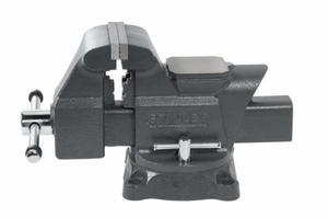 IMADŁO ŚLUSARSKIE MAXSTEEL, OBROTOWE 125mm STANLEY 1-83-067