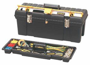 Skrzynia narzędziowa z przedziałem na poziomnicę Stanley 1-92-850