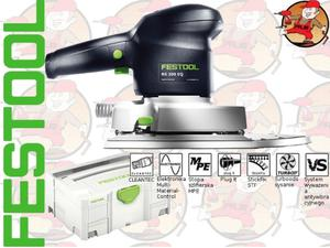 RS 300 EQ-Set Szlifierki oscylacyjne FESTOOL RS300EQ-Set nr. 567848 - 2835020884