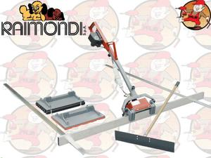 104CCEU RAIMONDI Listwa wibracyjna do wibrowania betonu 104 CCEU - 2869872629