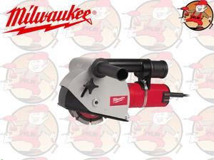 WCE 30/0 Bruzdownica o mocy 1500W 125 mm (głębokość cięcia 30 mm) MILWAUKEE WCE30/0 ,nr. 4933383855 - 2846829223