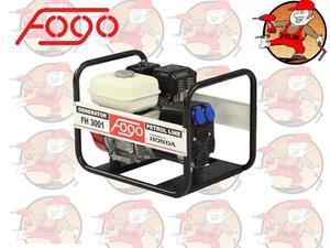 FH3001 Agregat prądotwórczy FOGO 230V 3 kW 11,7 A silnik Honda FH 3001 - 2847794663