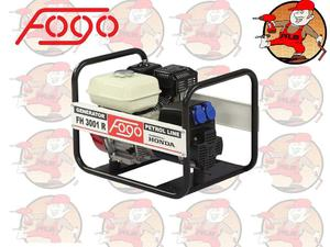 FH3001R Agregat prądotwórczy FOGO 230V 2,7 kW 10,9 A silnik Honda z AVR FH 3001 R - 2847794664