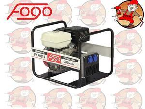 FH4001R Agregat prądotwórczy FOGO 230V 4,2 kW 16,5 A silnik Honda z AVR FH 4001 R - 2847794666