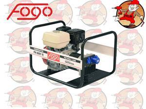 FH6001R Agregat prądotwórczy FOGO 230V 6,2 kW 24,3 A silnik HONDA z AVR FH 6001 R - 2847794672
