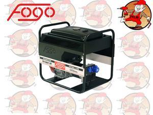 FH6001T Agregat prądotwórczy FOGO 230V 6,2 kW 24,3 A silnik HONDA duży zbiornik FH 6001 T - 2847794673
