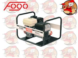 FH6000 Trójfazowy agregat prądotwórczy FOGO 230V 3,7kW 14,3A / 400V 5,5kW 7,2A silnik HONDA FH 6000 - 2847794695
