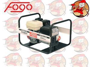 FH6000R Trójfazowy agregat prądotwórczy FOGO 230V 3,1kW 12,2A / 400V 5,5kW 7,2A silnik HONDA z AVR FH 6000 R - 2847794696