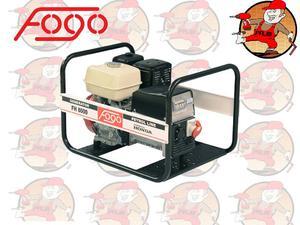 FH8000 Trójfazowy agregat prądotwórczy FOGO 230V 4,4kW 17,3A / 400V 7,7kW 10,1A silnik HONDA FH 8000 - 2847794698