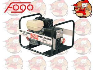 FH9000 Trójfazowy agregat prądotwórczy FOGO 230V 6,2kW 24,3A / 400V 8,7kW 11,3A silnik HONDA FH 9000 - 2847794707