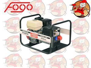 FH8220W Trójfazowy agregat prądotwórczy z modułem spawalniczym FOGO 230V 3,8kW 14,8A / 400V 7,2kW 9,4A silnik HONDA FH 8220 W - 2847794721