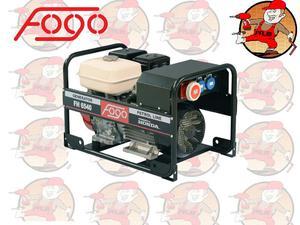 FH6540 Trójfazowy agregat prądotwórczy FOGO 230V 3,3kW 13A / 400V 5,5kW 7,2A silnik Honda FH 6540 - 2847794724