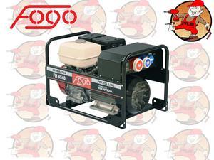FH9540 Trójfazowy agregat prądotwórczy FOGO 230V 4,9kW 19,1A / 400V 8,1kW 10,5A silnik Honda FH 9540 - 2847794726