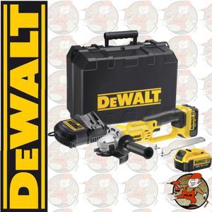 DCG412M2-QW Szlifierka akum.125 mm 7000 obr/min. 18V 4,0Ah Dewalt DCG 412 - M2