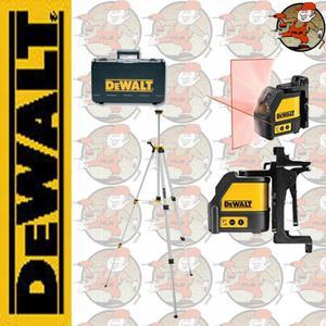 DW088K + DE0881 Laser krzyżowy Dewalt NOWOŚĆ + GRATIS statyw DW 088 K + DE 0881 następca modelu...