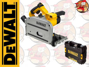 DWS520KT-QS Pilarka tarczowa-zag��biarka Dewalt DWS 520 KT-QS
