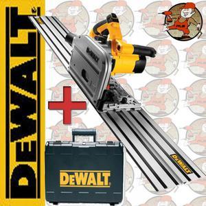 DWS520KTR-QS Pilarka tarczowa-zag��biarka Dewalt + GRATIS szyna 1,5m DWS 520 K - 2825623853