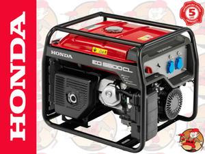 EG5500CL Agregat prądotwórczy HONDA z GX390 230V 5,5 kW +GRATIS* EG 5500 CL 5 lat gwarancji - 2825623870