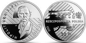 10 zł, Hipolit Cegielski, 2013 - 2848445442
