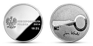 10 zł 100. rocznica urodzin Jana Karskiego - 2848445480