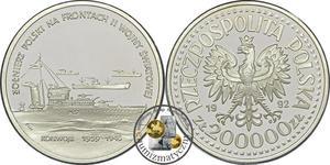 200.000 zł, Ż.P.N.F. II W.Ś. - Konwoje - 2848444449