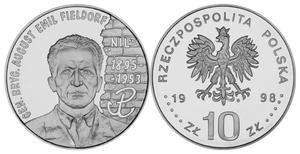 10 zł, Generał August Emil Fieldorf - Nil - 2848444473