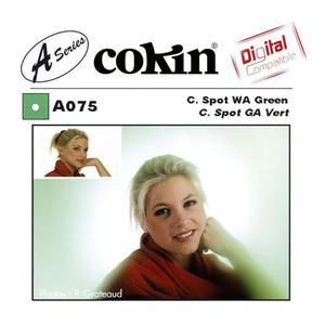 P075 Filtr Center Spot WA zielony systemu Cokin P - 2822265098