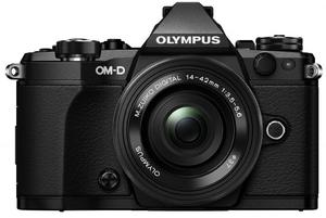 OM-D E-M5 Mark II czarny + ob. 14-42 EZ czarny - Dostawa GRATIS! - 2822263714