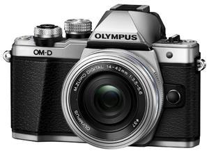 OM-D E-M10 Mark II + ob. 14-42 EZ srebrny + ob. 40-150 czarny (w magazynie!) - Dostawa GRATIS! - 2822263699